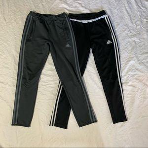 2 Unisex Adidas Climacool Joggers